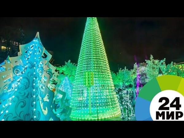 В Екатеринбурге на Новый год введут противопожарный режим - МИР 24