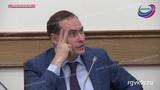 Репортаж о заседании межведомственной рабочей группы по вопросам ТЭК Республики Дагестан