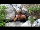 Пещерный город Мангуп Кале и пещера Свинюшка