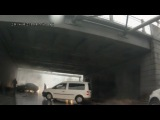 Одесса: в ДТП BMW с Toyota Hiaсе и Toyota Venza погиб выпавший из