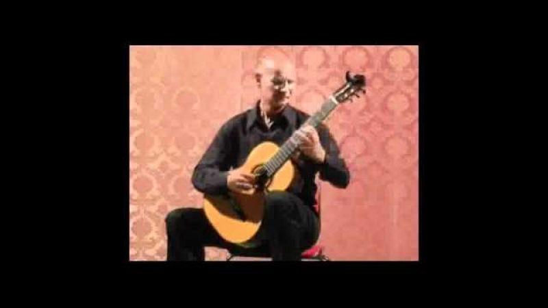 Adriano Walter Rullo - J. S. Bach suite BWV 995