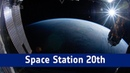 Space Station 20th longest continuous timelapse from space