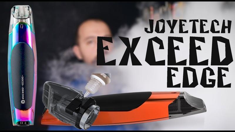 EXCEED Edge by Joyetech | Детальный обзор