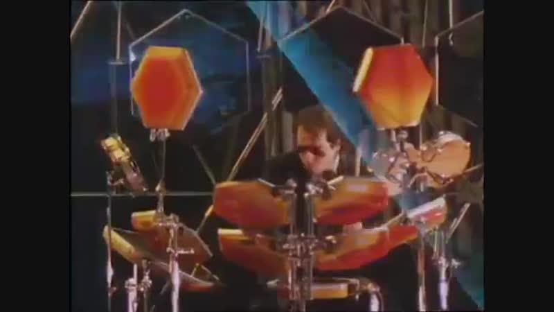 JEAN-MICHEL JARRE - Magnetic Fields Part 2 (1981)