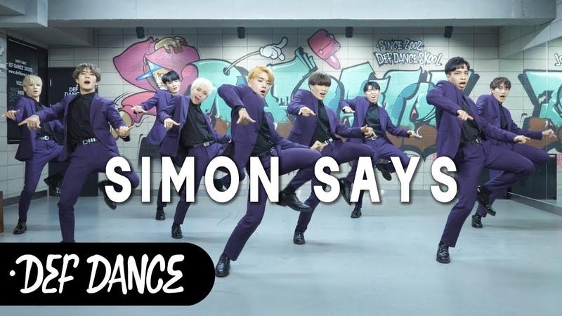 NCT127 (엔시티127) - Simon Says (사이먼 세이즈) 댄스학원 No.1 KPOP DANCE COVER 데프수강생 월말평가 가수오디션 defdance
