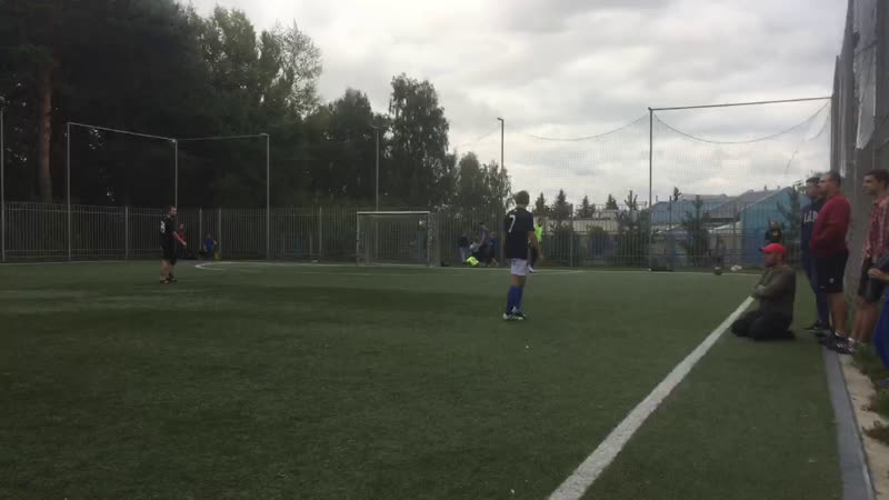 Бор-Динамо, 2 тайм