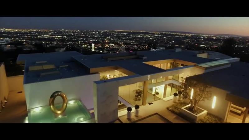 OPUS реклама самой дорогой недвижимости Лос Анджелеса Беверли Хиллз