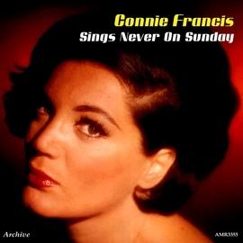 Connie Francis альбом Connie Francis Sings Never on Sunday