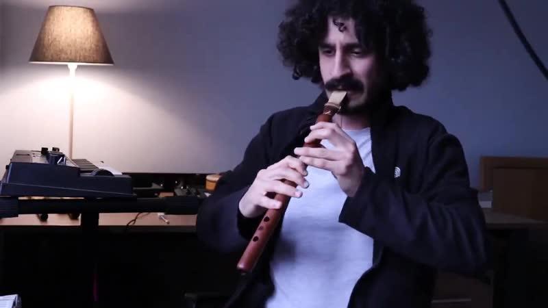 Canberk Ulaş, музыкант - дудукист из Стамбула