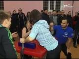 В Самаре прошел областной турнир по армрестлингу