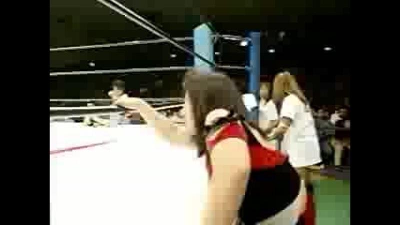 4. Meiko Satomura vs. Saya Endo (5.6.1998)