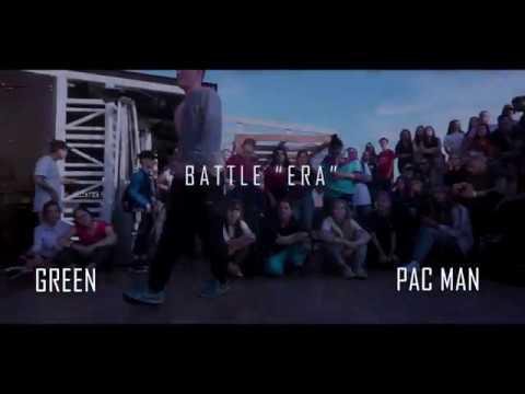 BATTLEERA BREAKING FINAL Greem vs Pac Man