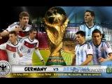 Германия Аргентина 1 0 Гол Марио Гетце ФИНАЛ Чемпионат мира по футболу 2014