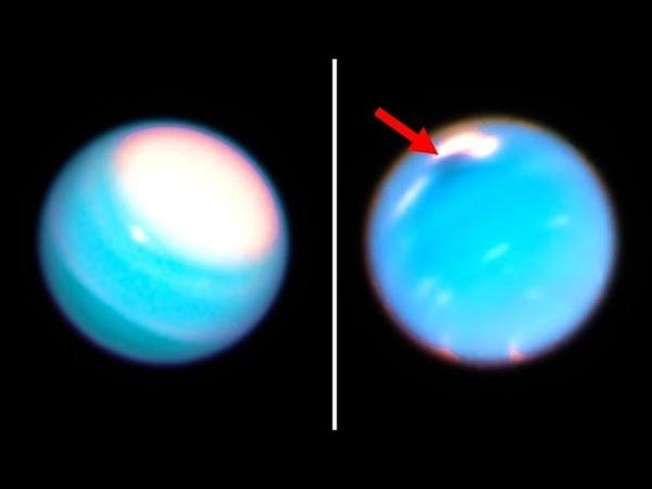 NASA's Hubble Has Discovered Something Mysterious On Neptune Uranus