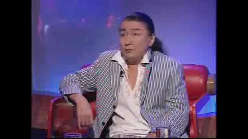 Контратенор Эрик Курмангалиев, интервью