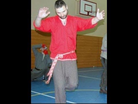 Уроки 7,8 ХЛОПУШКИ Обучение Традиционной Мужской Пляске БУЗА Русские народные танцы Кулачный Бой