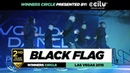 Black Flag 2nd Place Team Winners Circle World of Dance Las Vegas 2018 WODVEGAS18