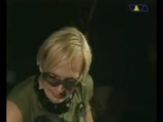 Berlin, 2000: Sven Väth at Love Parade