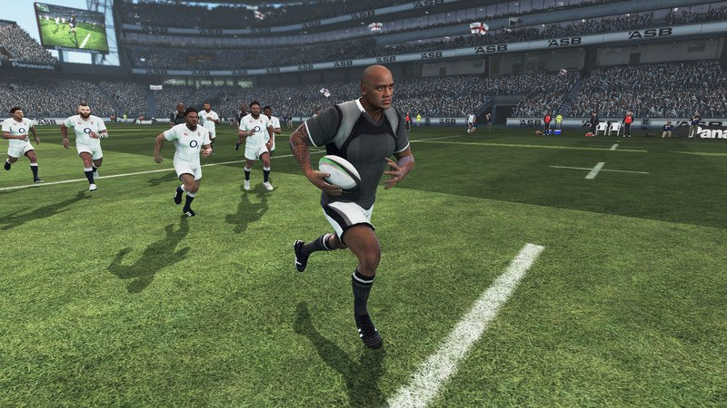 Rugby Challenge 3 (2016) PC - Скриншот 1