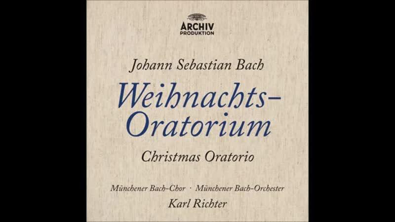 Karl Richter - Bach J.S. - Christmas Oratorio BWV 248 2_3