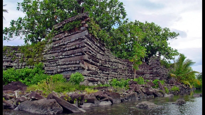 Загадочные постройки и сооружения исчезнувших цивилизаций