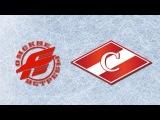 Омские Ястребы - МХК Спартак 6:1   Omskie Yastreby - JHC Spartak 6:1