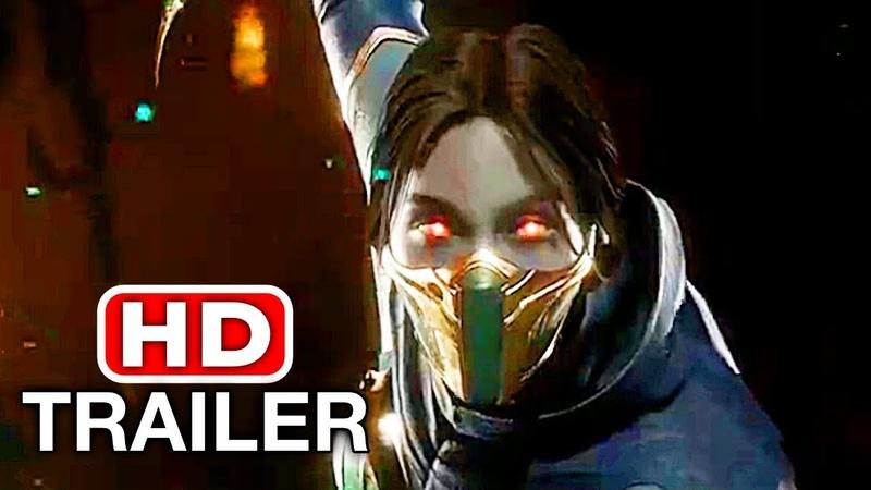 Mortal Kombat 11 Jade Trailer (2019) PS4/Xbox One/PC