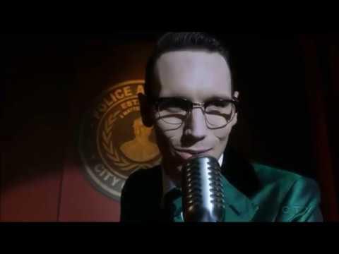 Gotham Crack Нигма реформирует GCPD
