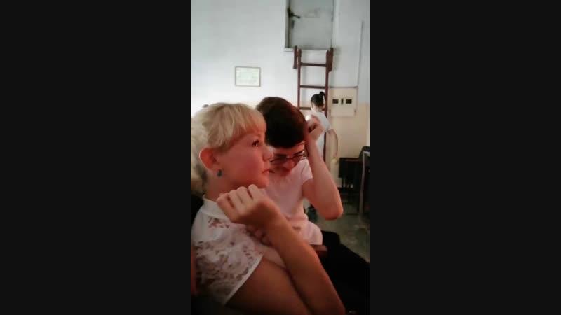 Регина Гагина Live