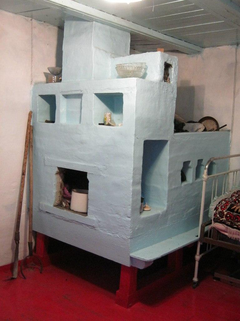 молоканский дом изнутри