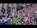 Прайд-парад в Стокгольме