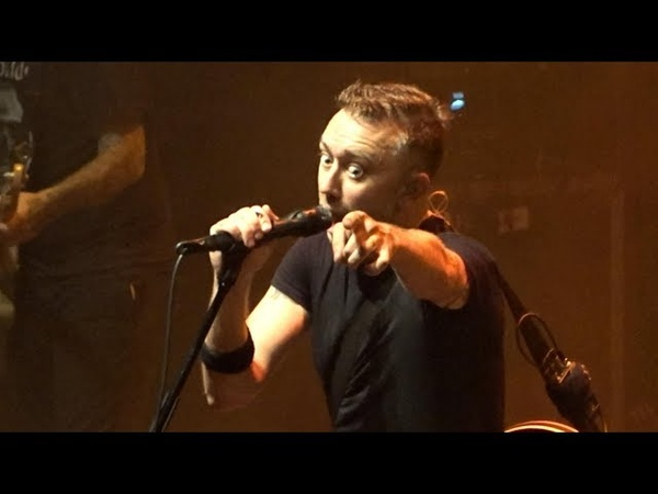 Rise Against - Live @ ГЛАВCLUB Green Concert, Moscow 12.06.2018 (Full Show)
