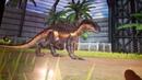 Самые сильные динозавры в игре Jurassic World