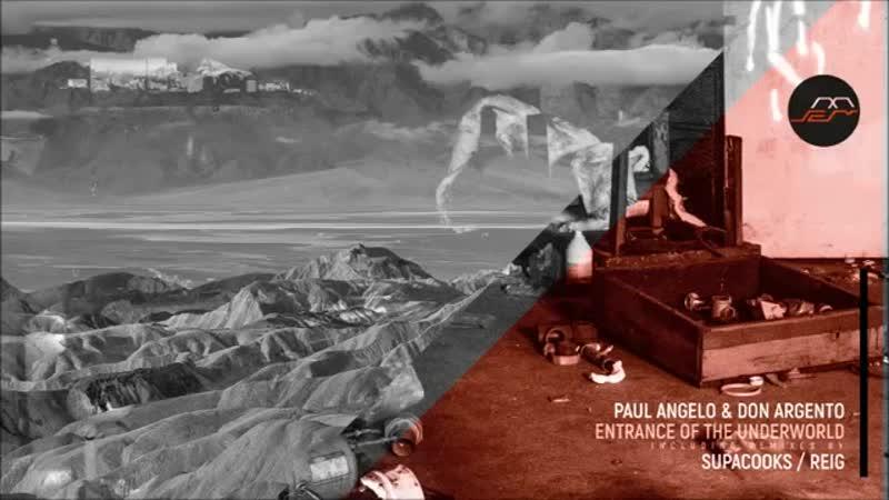Paul Angelo Don Argento - Entrance of the Underworld (Original Mix)
