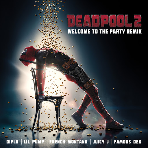 Diplo альбом Welcome to the Party (Remix)
