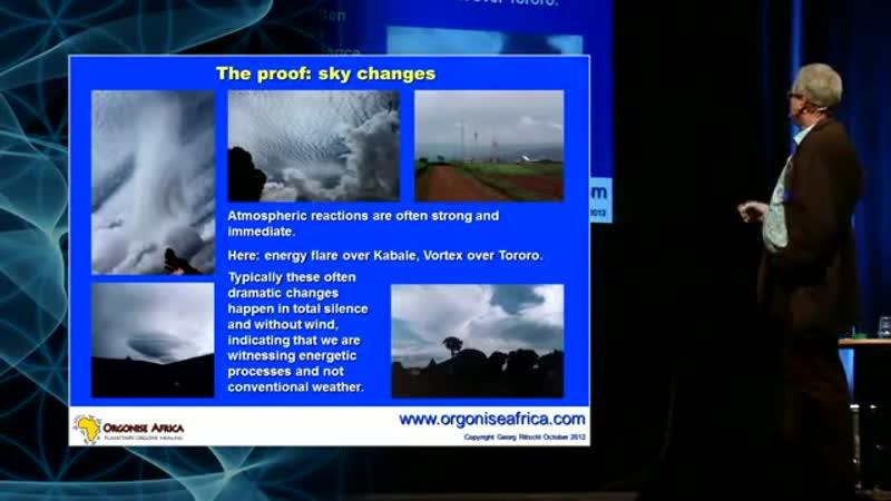 Orgone Energy -- A breakthrough that has already happened - GLOBAL BEM conference Nov 2012