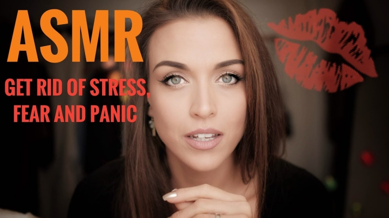 [ASMR Gina Carla] ASMR Gina Carla 🙇🏽‍♂️🙇🏽‍♀️ Personal Attention! Can ASMR help? Stress, Fear, Panic Attack or PTSD