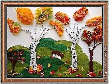 """Творим с детьми на тему """"Осень"""". Подборка идей."""