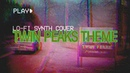 Twin Peaks Main Theme - Angelo Badalamenti [Lo-Fi Synth Cover]