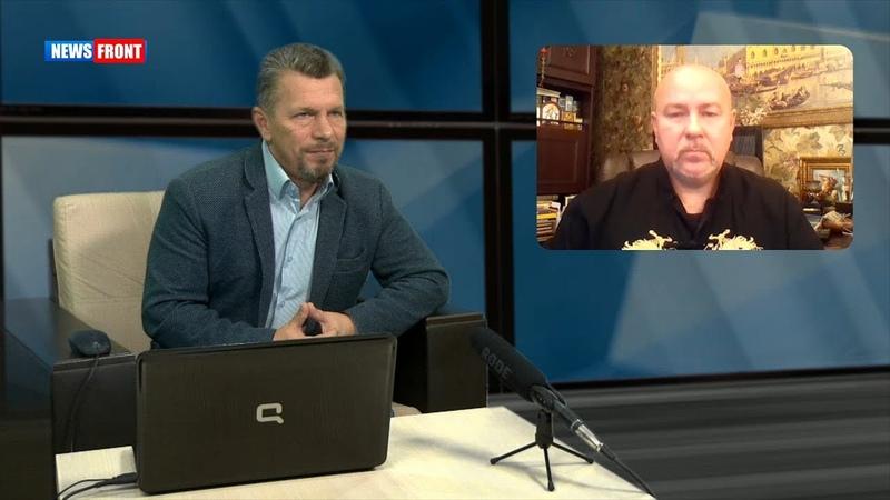 Жители Донбасса подтвердили выбор 2014 интеграция в состав России Владислав Бриг