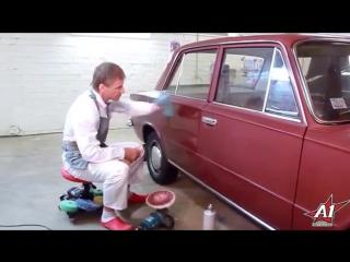 ваз 2101 Тачка на прокачку ВАЗ