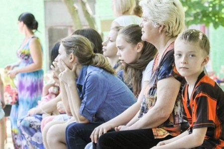Власти Ростовской области попросили около 350 млн рублей в месяц на беженцев
