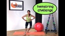 FREE LEGS Workout - Hamstring Challenge BARLATES BODY BLITZ