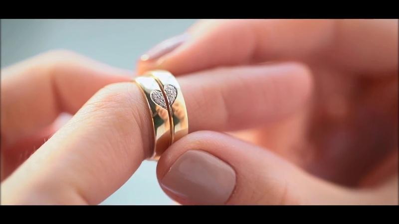 МЮЗ Свадебные кольца