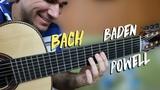 Jesu, Joy of Man's Desiring (Bach) - BADEN POWELL Version