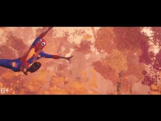 Человек-паук: Через вселенные — трейлер