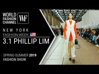 3.1 Phillip Lim Spring-Summer 2019 | New York Fashion Week