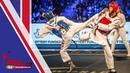 Manchester 2018 World Taekwondo GP [Female -57Kg FINAL] JONES, JADE(GBR) vs ZHOU, LIJUN(CHN)