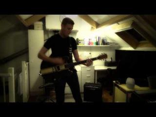 blink-182 - Stockholm Syndrome HD COVER( Gibson ES-333 Tom Delonge signature)
