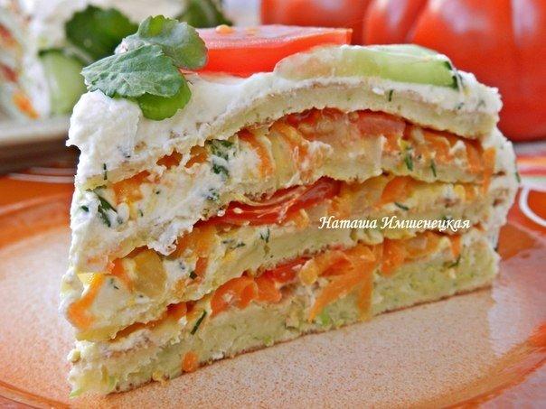 Закусочные тортики PePeq-gZS6I